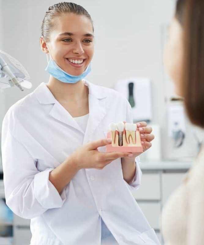 Dental Implants Sharjah